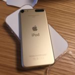 iPod touch が届きました