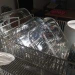ジップロック®コンテナーからiwakiのガラス容器へ。使い心地は?費用は?ガラス容器は洗うのが楽♪