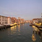 【イタリアに行こう♪22】さよならヴェネツィア。美しい夕暮れと美味しいカフェラテatサンタルチア駅